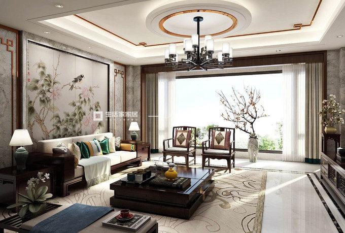 别墅软装设计客厅