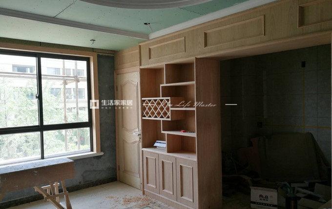 家庭木工装修