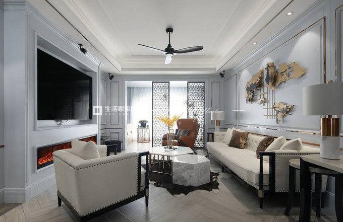 现代家居软装风格