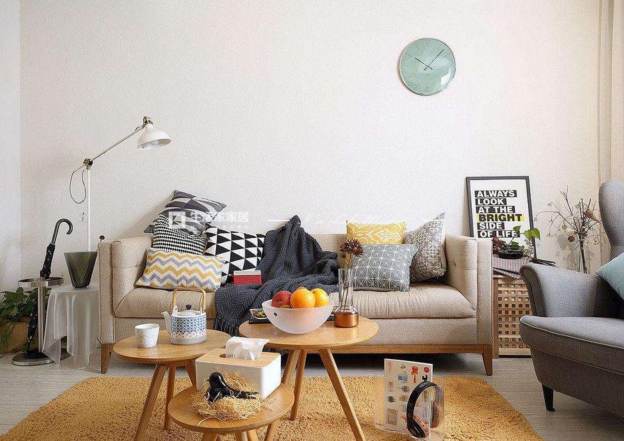 室内软装色彩和家具怎么选