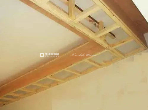 木工吊頂裝修