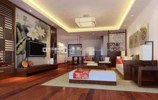 客廳裝潢風格