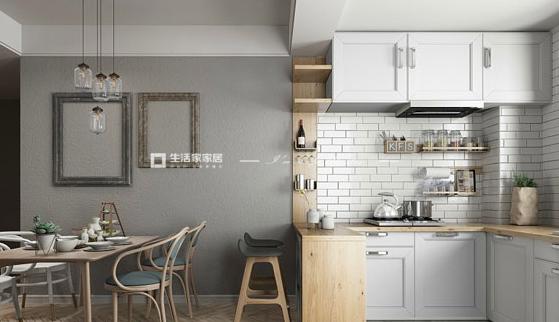 簡約風格廚房裝修