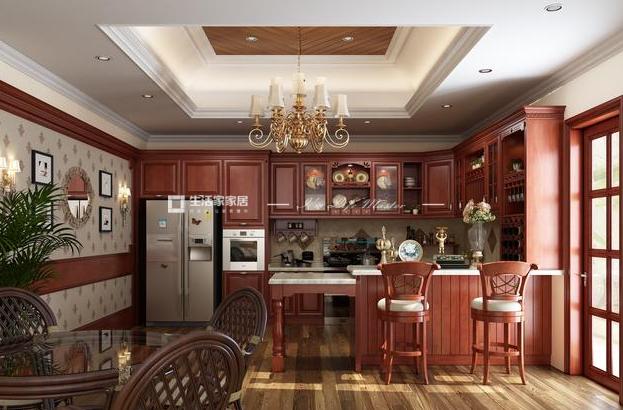 怎样装修出高颜值的厨房