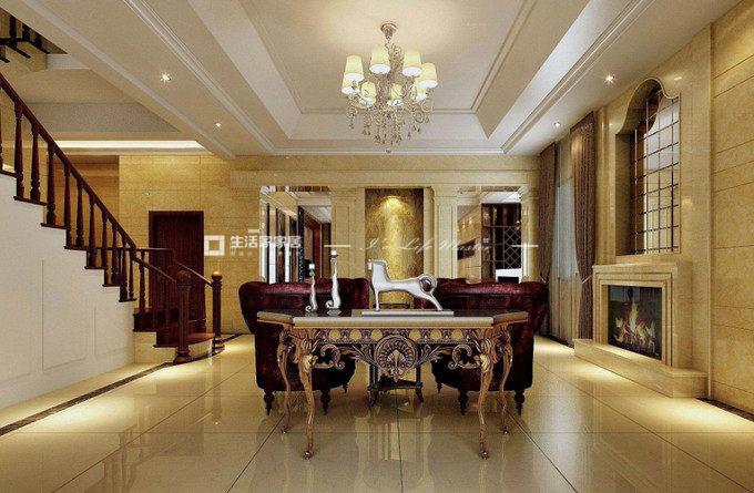 别墅软装设计案例饭厅