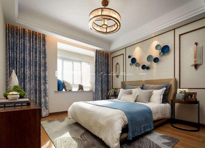 現代輕奢臥室裝修效果圖