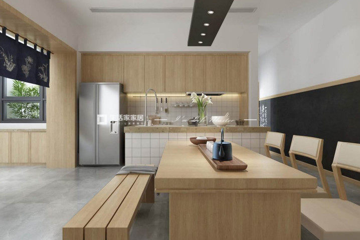 厨房整体家居定制