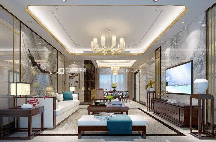 新中式室内设计