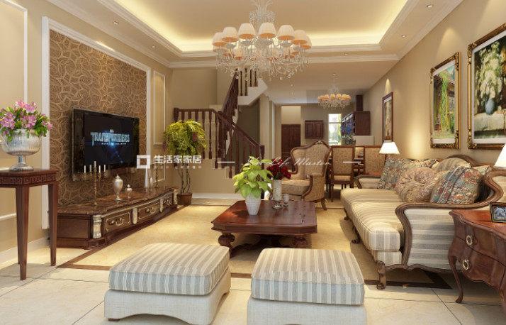 客廳裝修風格
