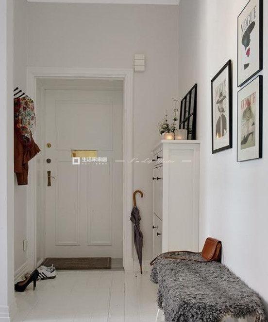 入门玄关挂画