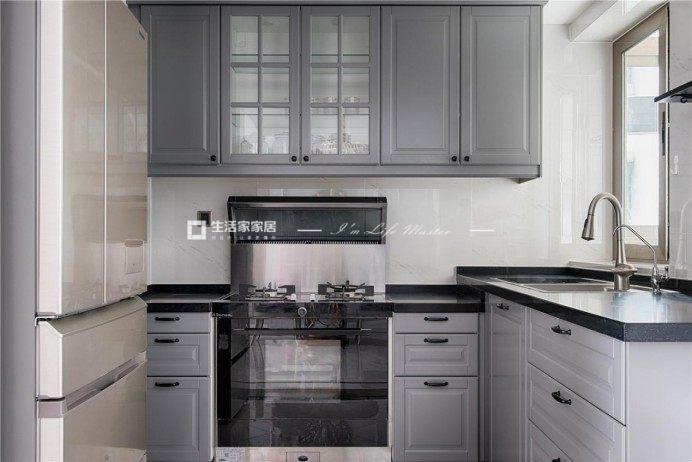簡美廚房裝修效果圖