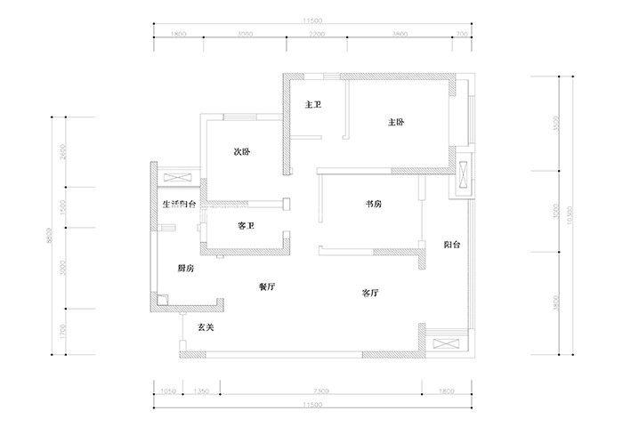 美式户型图广东11选5走势图效果图