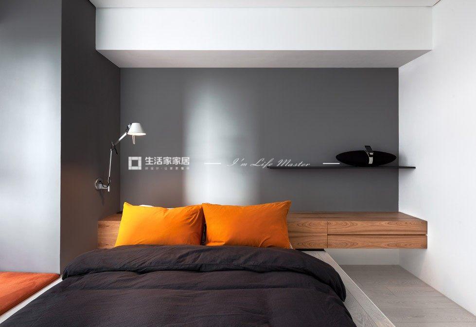 北歐臥室裝修效果圖