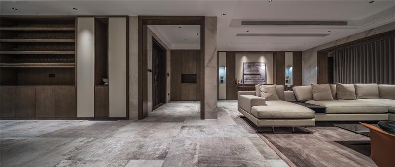 重慶裝修公司保利棠悅  三室兩廳