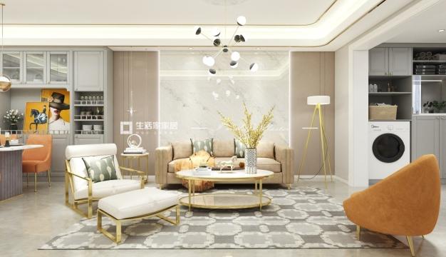 2020客廳設計的八大流行趨勢