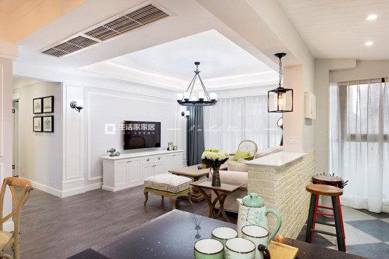 那些小戶型裝修出大空間的家居裝潢案例是怎樣的