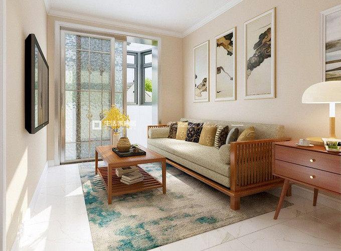 客厅木地板装潢,客厅装修木地板好还是瓷砖好?