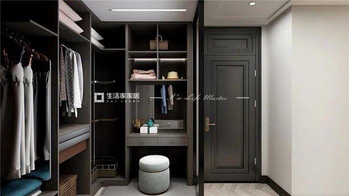 新中式卧室装修效果图