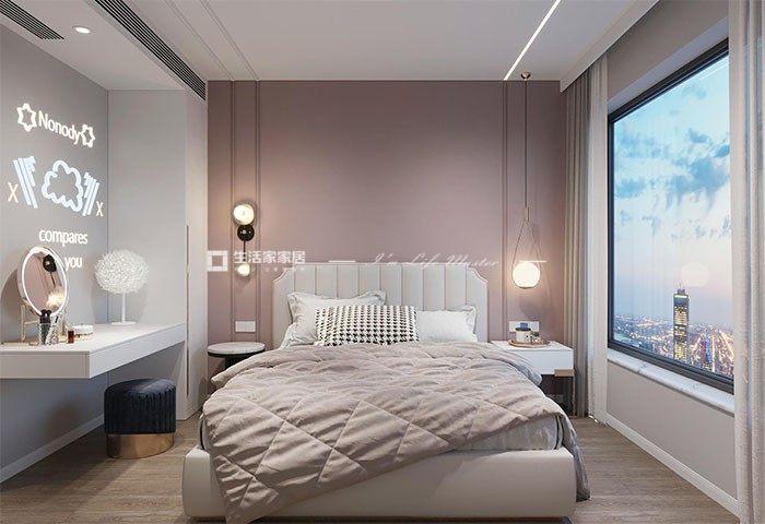 輕奢臥室裝修效果圖