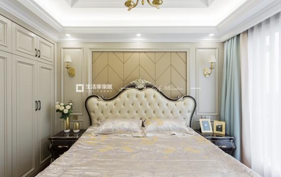 歐式臥室裝修效果圖