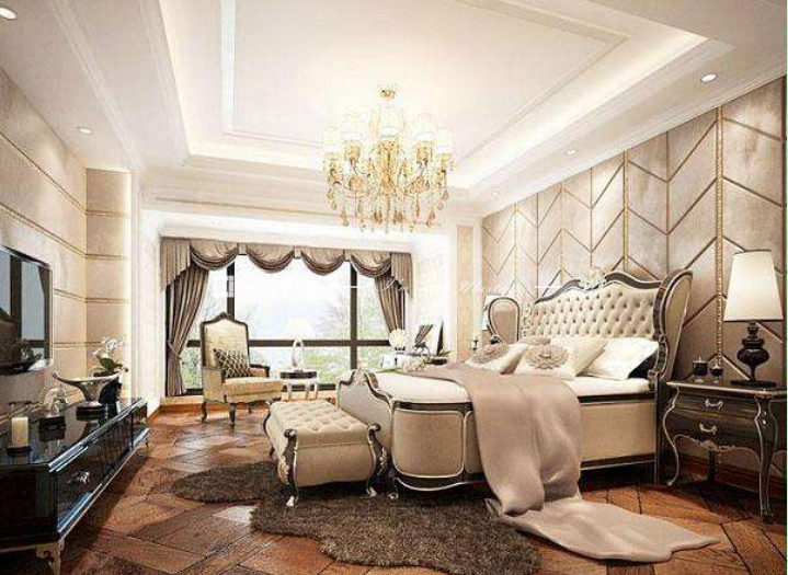 中欧式豪华装修风格效果图