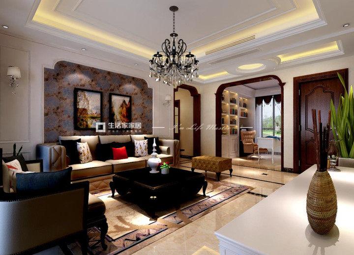 客厅装修效果图欣赏到底怎么样好看?