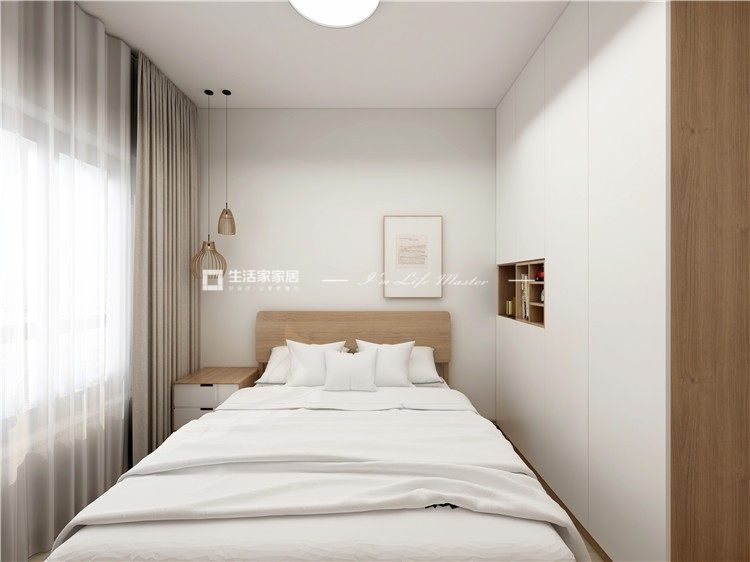 混搭卧室装修效果图