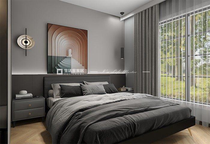現代臥室裝修效果圖